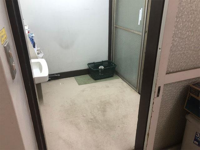 保工務店 浴室リフォーム前