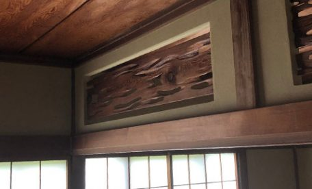 保工務店・施工事例(和室の壁の塗替え)